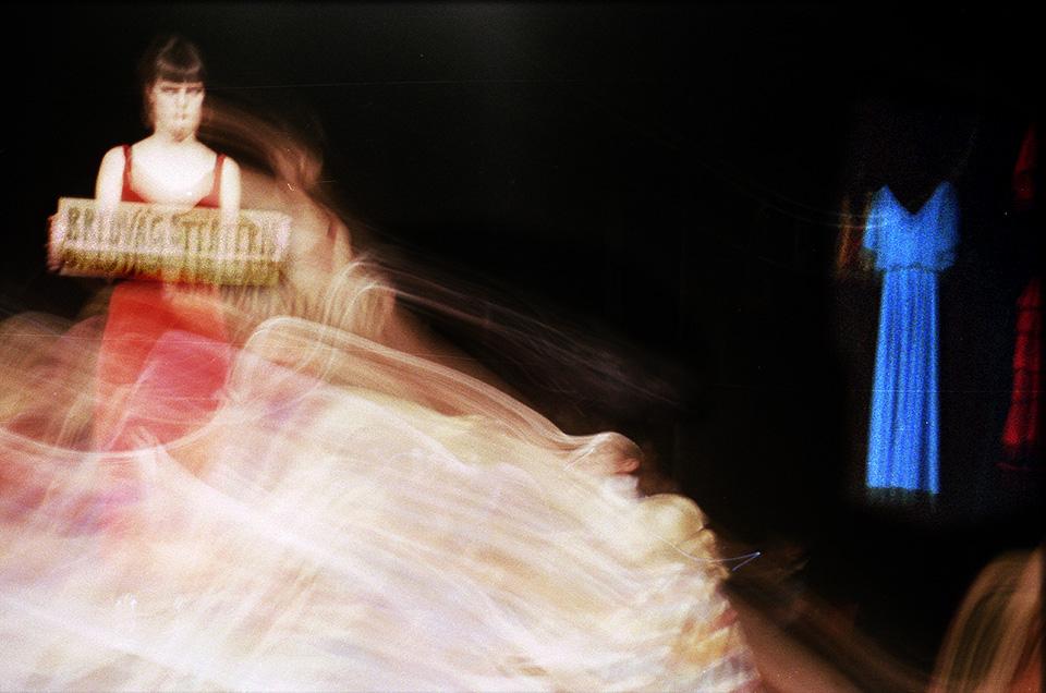 Glamour & Glitter, Hand Made Analog Photography, 2015 Tiina Alvesalo