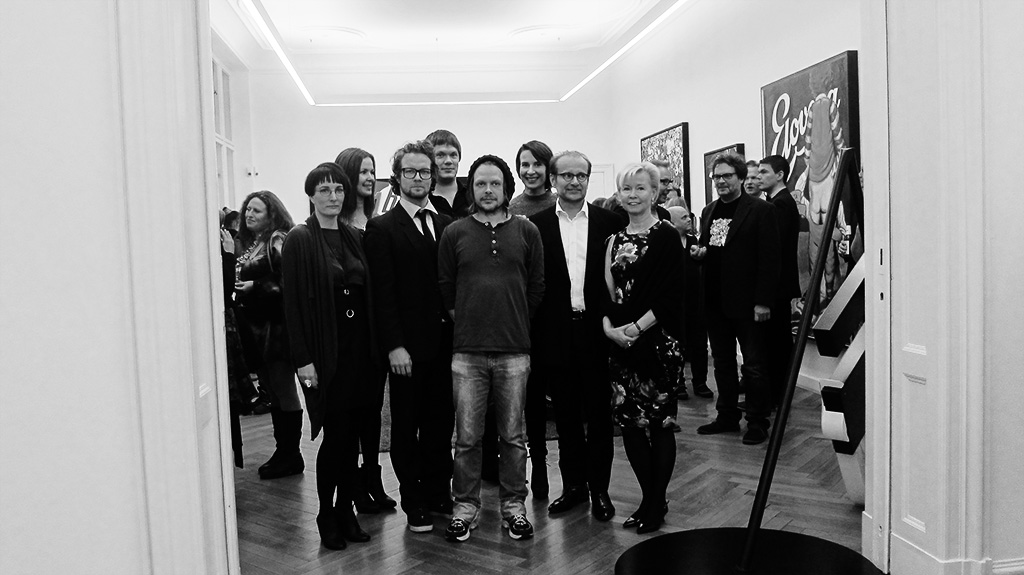 Salon Dahlman Berlin, SnapShot Photography, 2013 Tiina Alvesalo
