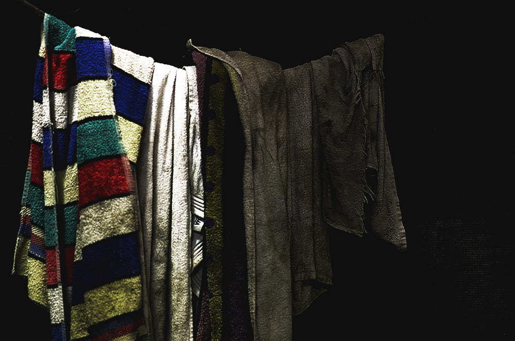 Laundry in Horse Stable, Digital Photography, 2011 Tiina Alvesalo