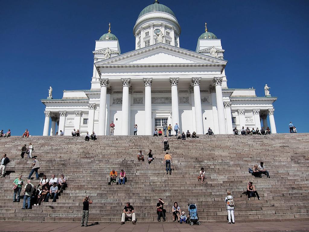 Tuomiokirkko, Helsinki, SnapShot Photography, 2012 Tiina Alvesalo